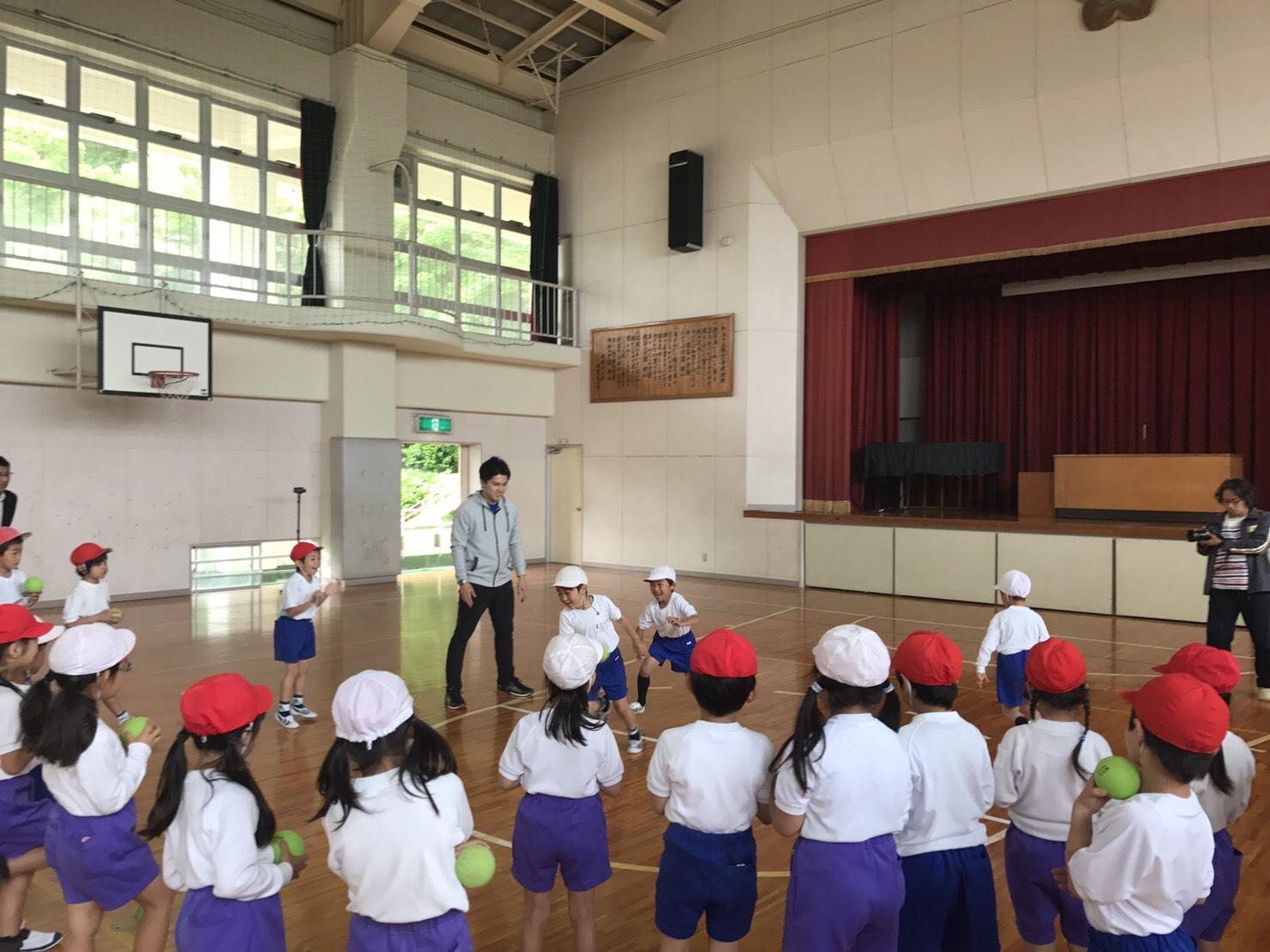 フェンシング桃山小学校