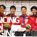 FENCING FAN ENGINE #3|フェンシングファンエンジン #3