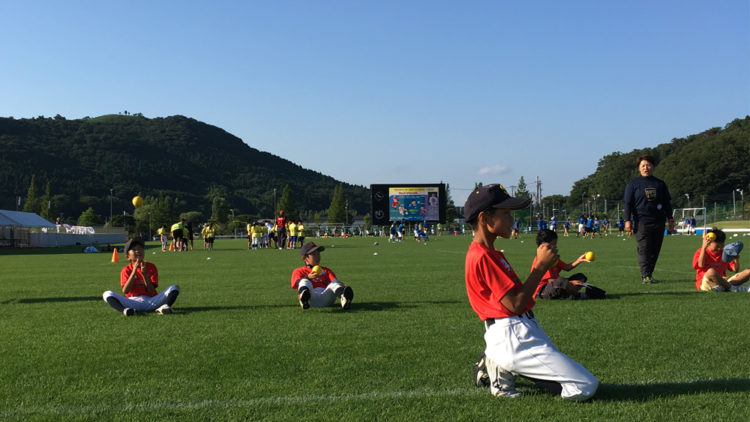 ボールゲームフェスタ石巻